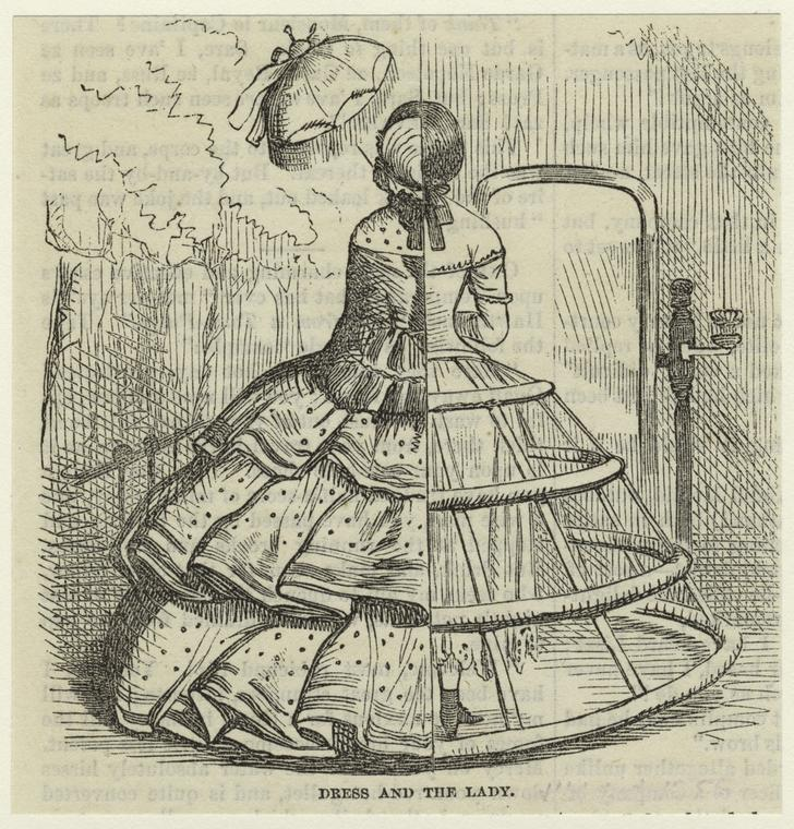What was the Irish clothing in 1850?