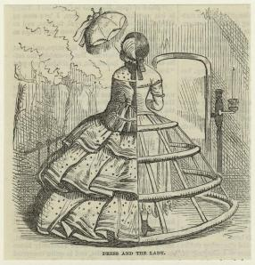 crinoline-cutaway-dress-1850