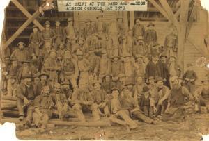 Photograph-Miners-Ballarat-1879