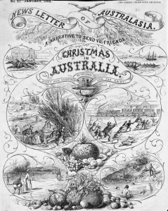 Images of Christmas in Australia - from State Library of Victoria
