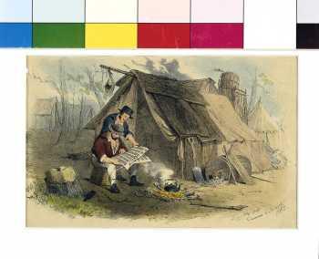 96011510 Digger's Hut