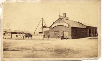 Soho Iron Works. Ballarat Gold Museum Collection