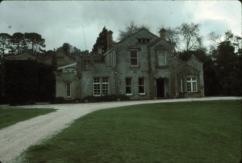 Ercildoune Homestead, built by the Learmonth brothers, Scottish squatters.