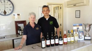 Lucky day - first day! Met Larraine Falkner, the owner of Karatta Winery. She knows a lot of the history of Chinese walking past the property in the 1850s. She even knows of a well dug by Chinese to drink fresh water when they stopped there. Check their website and go and ask for more of her stories.