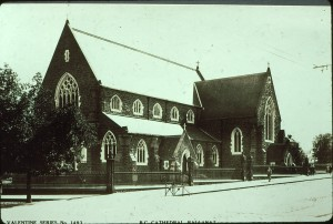 St Patricks Cathedral Ballarat. Ballarat Historical Collection. Ballarat Gold Museum.