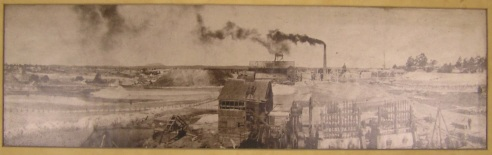 Llanberis Mine, Ballarat - 1906