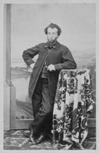 Frederick John Rose.