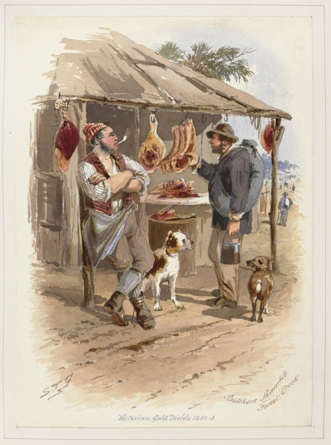 How to cook a goldrush feast | Sovereign Hill Education Blog